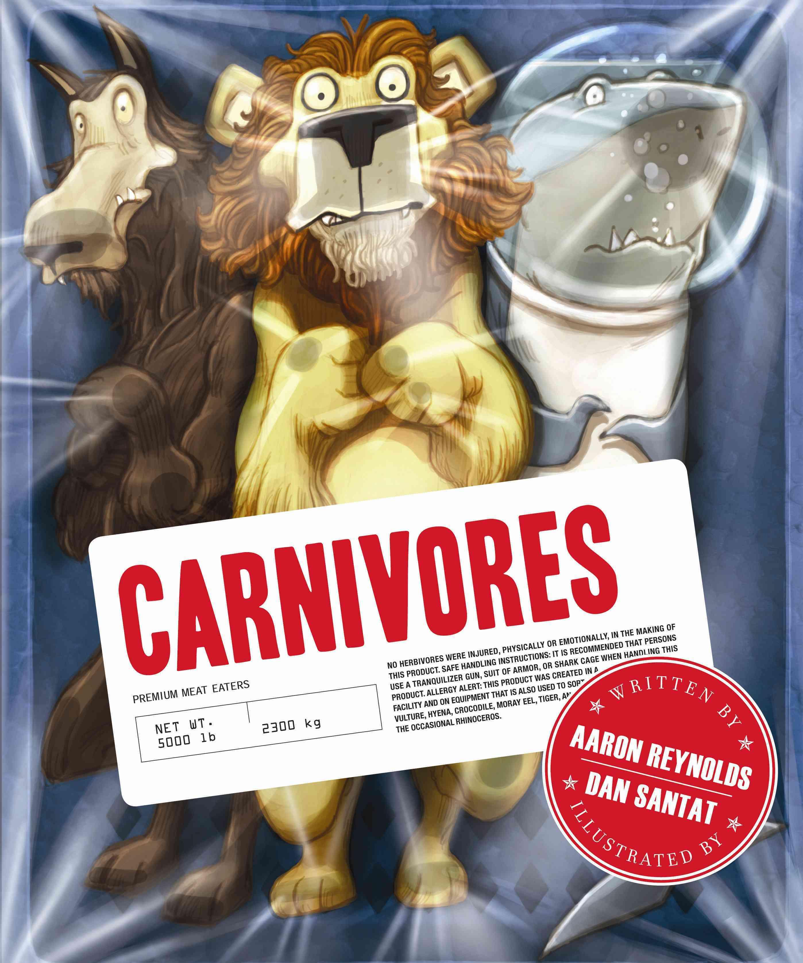 Carnivores By Reynolds, Aaron/ Santat, Dan (ILT)